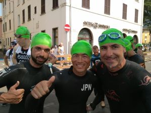 2017 Iseo - Franciacorta ITU Paratriathlon World Cup PTS5 Men (7)