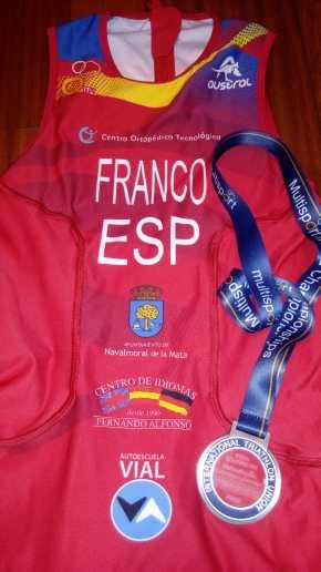 Toni Franco Subcampeón del Mundo de Acuatlón 2019 ITU Pontevedra Multisport World (24)