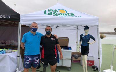 Más de 900 triatletas competirán en el IRONMAN Lanzarote 2021
