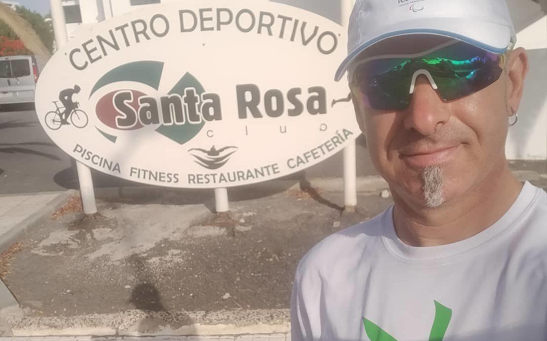 Velando armas para afrontar con garantías el Ironman Lanzarote 2021