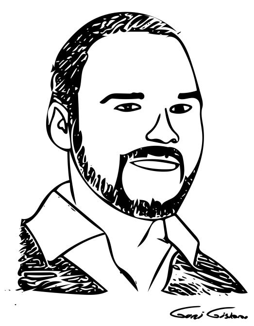 Portrett sketch