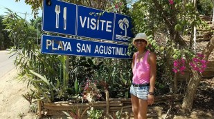 Outside of San Augustinillo