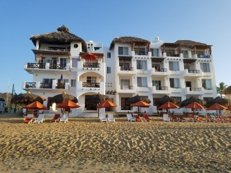 Hotel Estrella - A View from the Beach