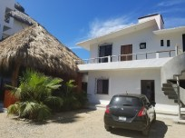 Back area - Hotel Estrella de Mar