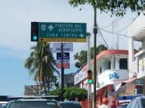 In Puerto Escondido