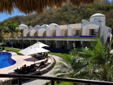 Rooms near beach, Quinta Bella, Huatulco