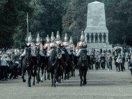Riding the Royal Guard