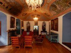 Die älteste Hazienda in Südamerika, heute ein wunderschönes Hotel