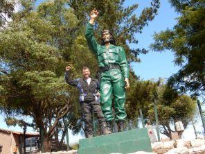 Wo Che Guevara erschossen wurde - Bolivianischer Regenwald