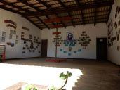 In der Schule von La Higuerra - Wo Che starb ...