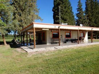 Barreal, eine umgebaute Farm als Hotel und Ferienwohungen
