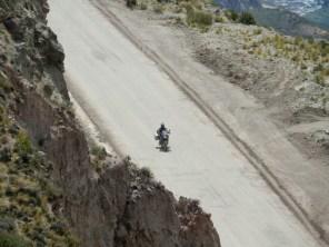 Two dirthy wheels - Tommy on Tour, ein Jahr von Ushuaia nach Kanada
