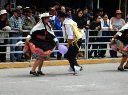 Huancayo: Das Spiel beginnt!
