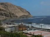 Der Strand bei Lima