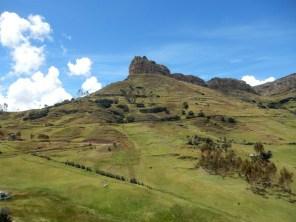Ciudadela Monumental de Garu in Huanuco