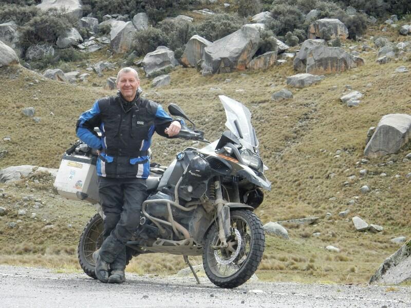 In den Cordillera Blanca
