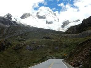 Durch den Nationalpark Huascaran - von San Luis nach Carhuaz