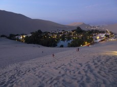 Oase in Huacachina