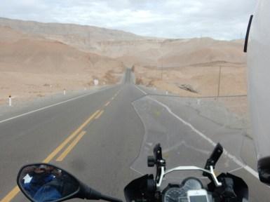 Im Süden Perus - Straße nach Tacna