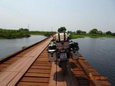 Auf dem Weg ins Pantanal