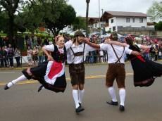 Die Auswanderer in Treze Tillias halten die österreichische Tradition wirklich hoch - und das kann man sehen!