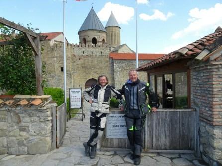 Toni & Toni - Alawerdi Kloster bei Achmeta