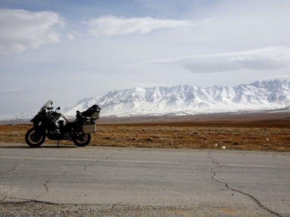 Irgendwo zwischen Sanandadsch und Hamadan