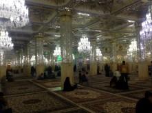 Schrein von Iman Reza in Maschhad