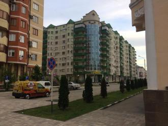 Zentrum Grosny