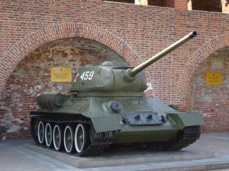Nischni Novgorod - Kremlin