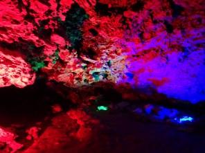 Eishöhle in Kurgun