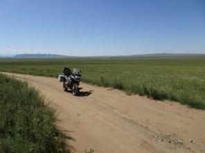 Nördliche Route - von Ulaangom nach Tes