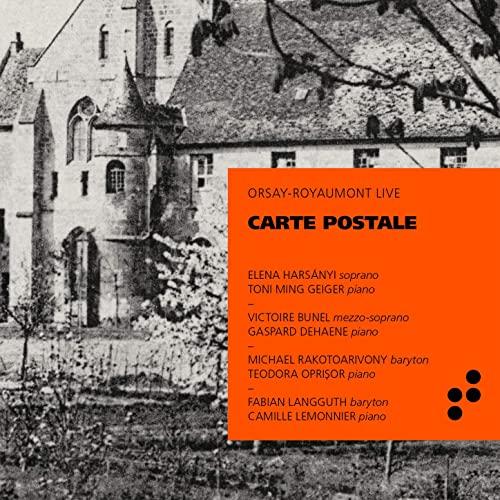 Carte Postale – Live à Orsay-Royaumont
