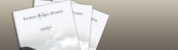Piano Hymns 4 by Jason Tonioli Slider