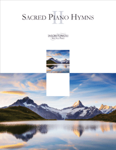 Brightly Beams PDF Sheet Music Download