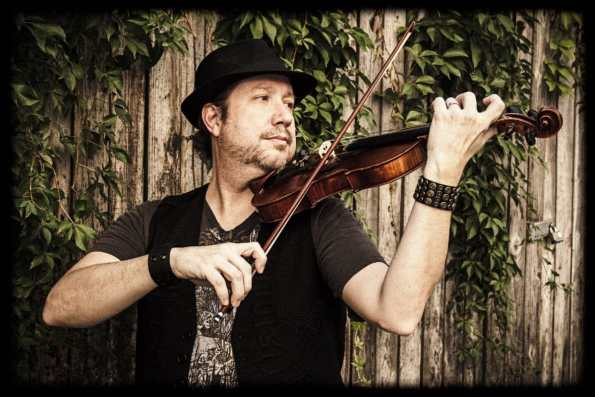 John Knudson Violin Photo