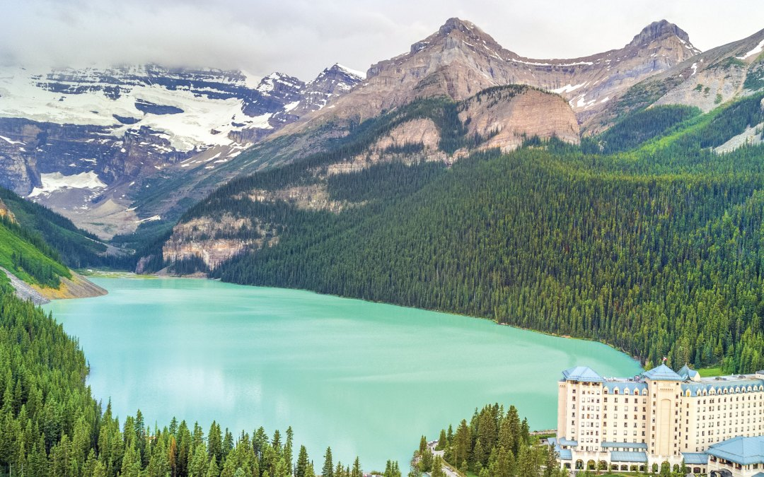 New Piano Single Released ~ Lake Louise Piano Solo