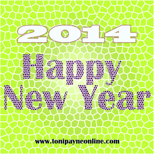 toni payne new year
