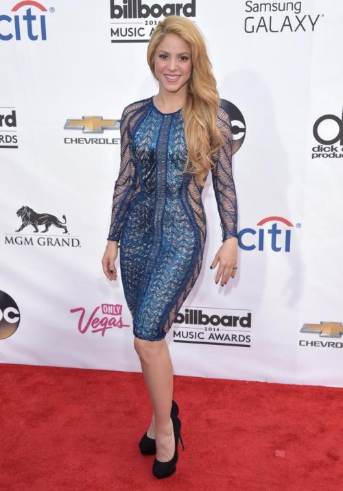 2014 billboard awards shakira