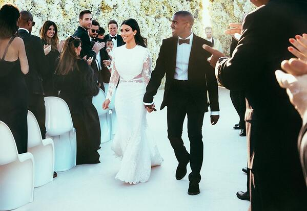 kim and kanye couple 2