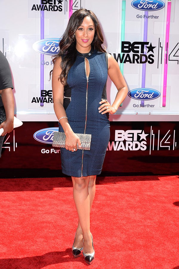 1 2014 bet red carpet tamera mowry