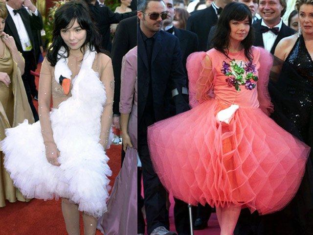 bjork - worst dress