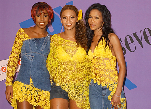 2001 Teen Choice Awards - Press Room