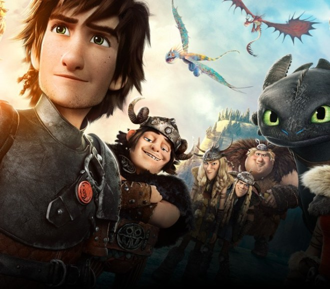 How to Train Your Dragon 2 – Watch Official Movie Trailer