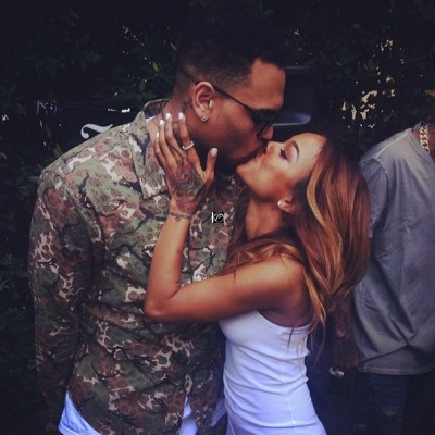karrueche chris welcome 2