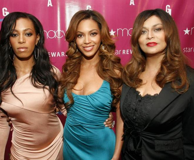 Rare Throwback Picture of Beyonce and Solange's mom Tina Knowles