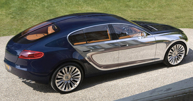 Let's Talk Cars ; Check out the Bugatti Galibier