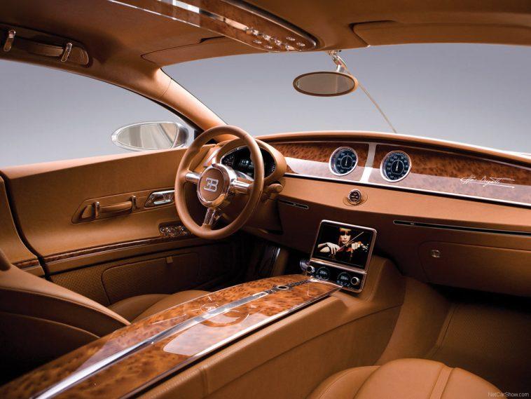 Bugatti 16C Galibier 4