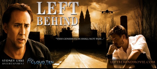 What's Showing in theaters? Left Behind + Watch Trailer