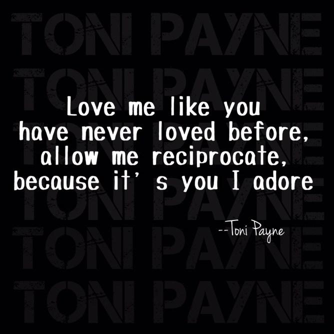 love me quote
